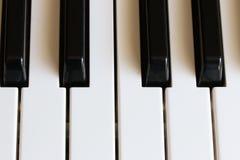 Schlüssel auf Tastatur Lizenzfreie Stockfotografie