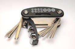 Schlüssel für Fahrrad Lizenzfreie Stockfotos