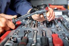Schlüssel-gesetztes Blog-Werkzeug Lizenzfreie Stockbilder