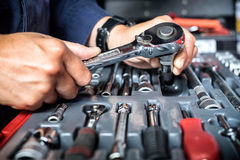 Schlüssel-gesetztes Blog-Werkzeug Lizenzfreie Stockfotografie