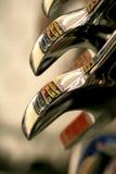 Schlüssel-Kopf Stockfoto