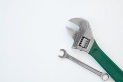 Schlüssel und Schlüssel Lizenzfreies Stockfoto