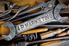 Schlüssel-und Werkzeug-Konzept Lizenzfreie Stockfotografie