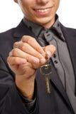 Schlüssel, zum erfolgreich zu sein Stockbild
