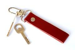 Schlüsselanhänger Stockfoto
