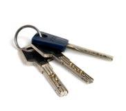 Schlüsselbund. Lizenzfreies Stockfoto