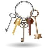 Schlüsselbund Stockbilder