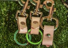 Schlüsselhängen Lizenzfreie Stockfotografie