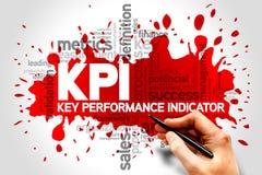 Schlüsselleistungs-Indikatoren stockfotos