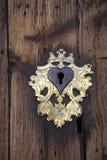 Schlüsselloch Stockbild