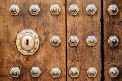 Schlüsselloch Lizenzfreie Stockfotos
