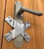 Schlüsselloch/Privatleben Lizenzfreie Stockbilder
