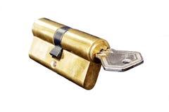 Schlüsselverriegelung Stockfotografie