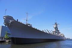 Schlachtschiff Lizenzfreies Stockbild