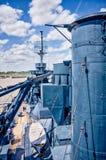 Schlachtschiff Texas Lizenzfreie Stockfotos