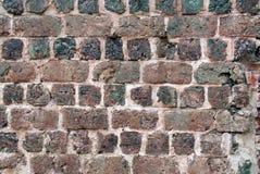 Schlacke-Steinwand-Hintergrund Lizenzfreies Stockbild