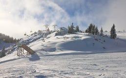 schladming σκι θερέτρου της Αυστ australites στοκ φωτογραφίες