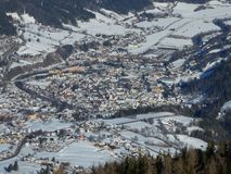 Schladming Fotografia de Stock Royalty Free