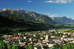 Schladming Royalty Free Stock Images