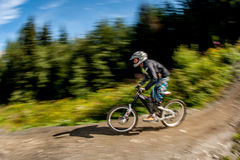 Schladming Downhill Royalty Free Stock Images