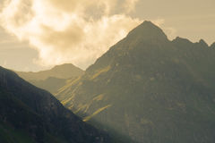 Schladming Tauern Royalty Free Stock Photography