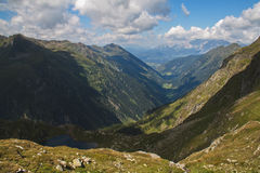Schladming-Untertal valley Royalty Free Stock Photography