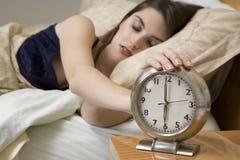 Schlafen lizenzfreie stockfotografie
