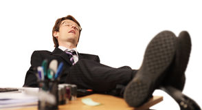 Schlafend Lizenzfreies Stockbild
