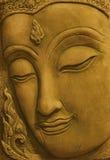 Schlafender Buddha Stockfoto