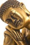 Schlafender Buddha Lizenzfreie Stockfotos