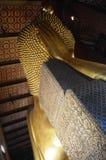 Schlafender Buddha Lizenzfreie Stockbilder