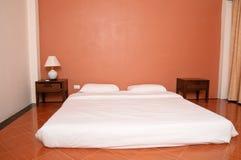 Schlafender Raum Lizenzfreies Stockbild
