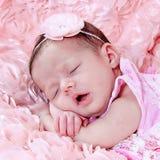 Schlafendes Baby Stockbilder