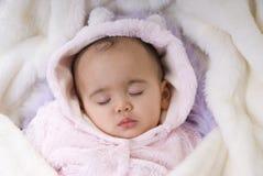 Schlafendes Schätzchen Lizenzfreie Stockfotografie