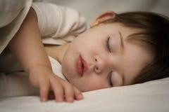 Schlafendes Schätzchen Stockbilder