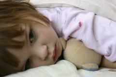Schlafenszeit Stockfoto
