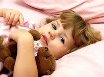 Schlafenszeit stockfotos