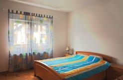 Schlafzimmer stockbild