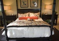 Schlafzimmer 2703 Lizenzfreie Stockfotos