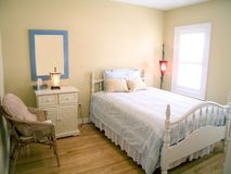 Schlafzimmer 49 Stockfotografie