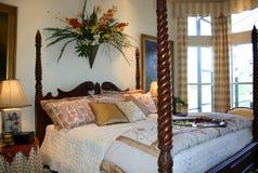 Schlafzimmer stockbilder