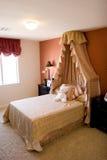 Schlafzimmer der modernen Kinder Lizenzfreies Stockbild