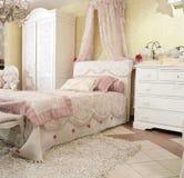 Schlafzimmer des Kindes Lizenzfreies Stockbild