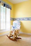 Schlafzimmer des Schätzchens Stockfoto