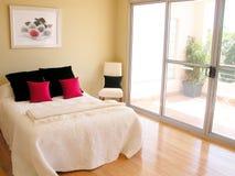 Schlafzimmer-Innenraum Stockbilder