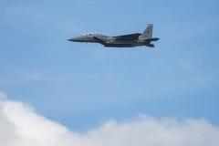 Schlag-Adler Douglas-F-15E Stockbilder