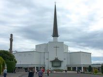 Schlag-Basilika, Mayo, Irland stockfotos