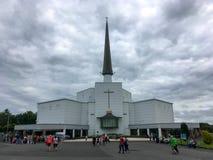 Schlag-Basilika, Mayo, Irland lizenzfreie stockbilder