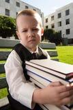 Schlagen Sie die Bücher lizenzfreie stockfotografie