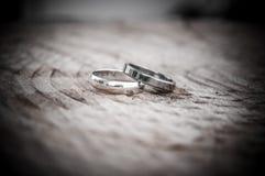 Schlagen Sie mit einem Ring vor Stockfotografie